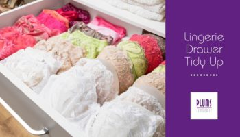 Lingerie Drawer Tidy Up