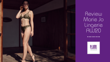 Marie Jo Lingerie Review AW 20