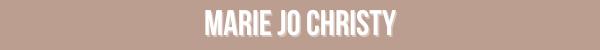 Marie Jo Lingerie - Christy